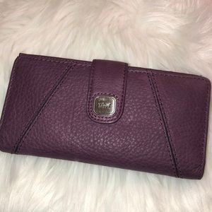 Fossil Leather Wallet Excellent Condition